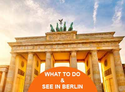 What to see & do in Berlin
